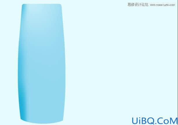 鼠绘蓝色精美化妆品海报图片的Photoshop教程