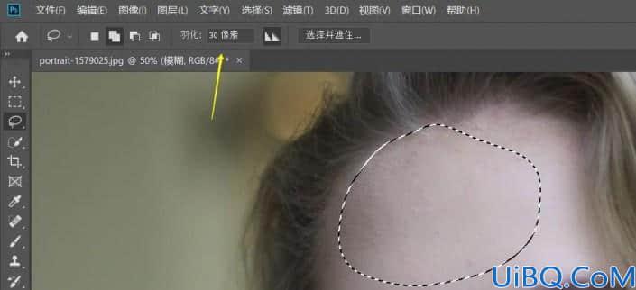 人像磨皮,Photoshop中人像后期的高效磨皮方法