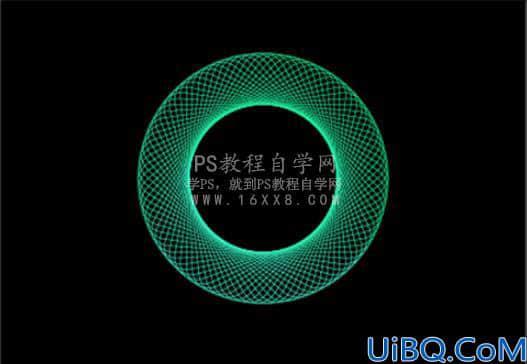 圆环图标,简单几步通过Photoshop制作炫酷效果的圆环图标