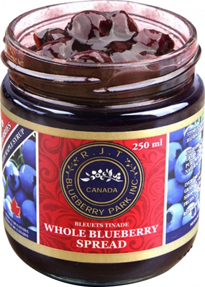 食品美工,超详细的蓝莓果酱美工教程