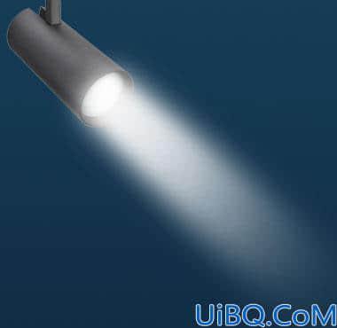 光束效果,用Photoshop给制作射灯光线效果照片