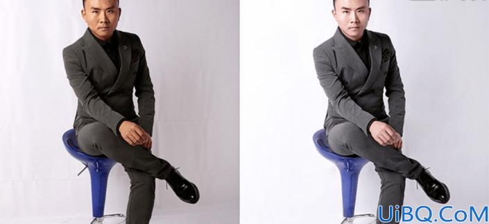 人像修图,通过Photoshop打造男士时尚感效果照片