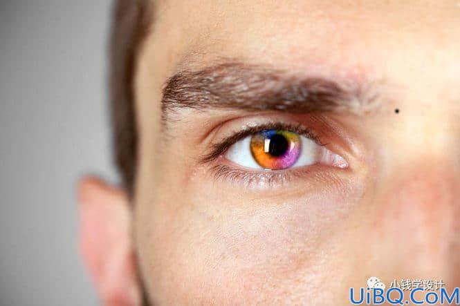 眼睛美化,制作美瞳效果的眼睛特效