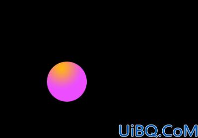 Photoshop立体字教程:利用椭圆形选区,填充渐变色制作多彩立体文字。