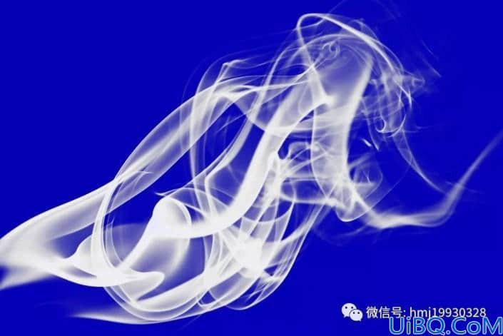 Photoshop抠烟雾教程:利用色彩范围工具快速给烟雾进行抠图